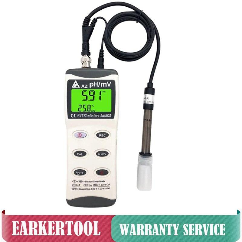 AZ8601 testeur de PH/ORP portable étanche haute précision moniteur de PH AZ-8601 testeur de qualité de l'eau