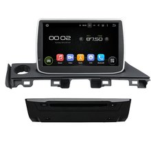 car dvd play gps navi for Mazda 6 Atenza 2017 octa core android 6.0 2GB RAM 32GB ROM multimedia stereo BT/radio/obd2/tpms/camera