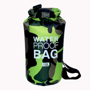 0b3301a9779c Dry Sack Outdoor Camouflage PVC Bags for Sport Swimming Camping Fishing  Rafting