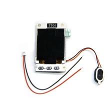 TTGO TS V1.0 V1.4 ESP32 1,44 1,8 на тонкопленочных транзисторах на тонкоплёночных транзисторах слот для карты MicroSD колонки MPU9250 модуль Bluetooth Wi-Fi