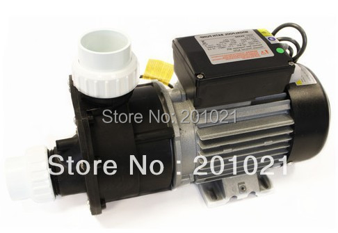 JA200 2.0HP Pump kinesisk Hot Tub Deler Spa Tubs Whirlpool Bath LX JET FILTER PUMPE 1500 W Jet system of the spa whirlpool lx dh1 0 hot tub spa bath pump 1hp