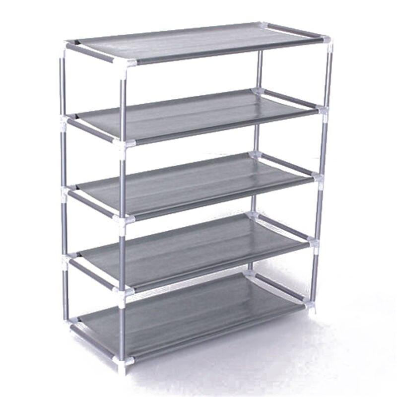 DIY Home Furniture shoe storage cabinet Non-woven Fabric Storage Shoe Rack Hallway Cabinet Organizer Holder removable