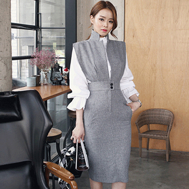 4d0277305bf04f top 10 most popular work dresses blouses ideas and get free shipping ...