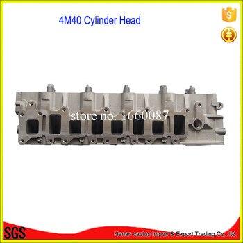 4M40 engine cylinder head ME202621 AMC 908 615 Ffor miitsubishi pajero