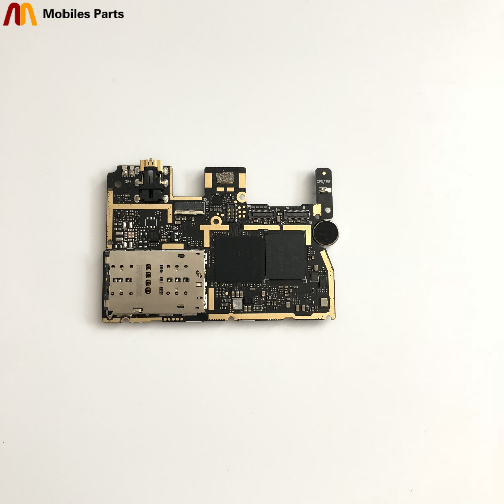 Utilisé la Carte Mère 6G RAM + 64G ROM Carte Mère Pour Ulefone T1 MTK Helio P25 64Bit 5.5 pouce FHD 1920x1080 Livraison Gratuite