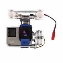 DJI Phantom 2 RC FPV 2 Axis Brushless Gimbal With Controller  to take GoPro 3 4