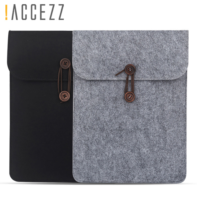 !ACCEZZ Universal Tablet Sleeve Bag Cover 8 inch For iPad Mini 1 2 3 4 Xiaomi Pad 10.5 Protective Pouch Case