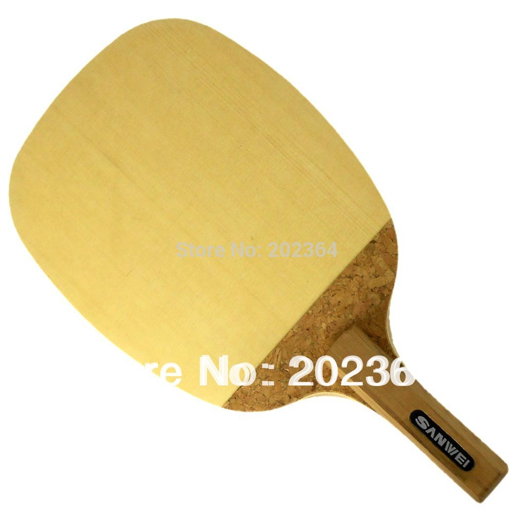 Sanwei R1 Kongno R 1 R-1 Table Tennis Blade Japanese penhold for PingPong Racket стоимость