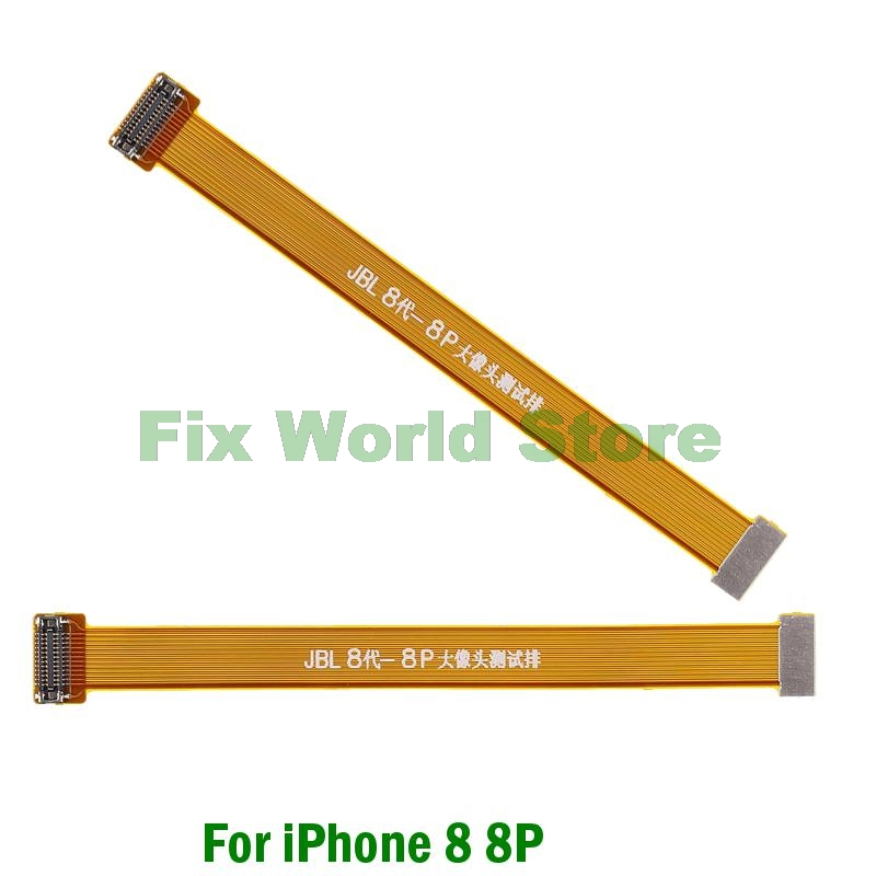 Back Camera Testing Extention Flex Cable For iPhone 8,8 Plus Test Main Camera Extended Flex Cable Repair Parts