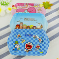 8 INCH Cute Square Mickey Doraemon Melamine Kids Colorful Dried Fruit Food Snack Cake Dishes Plate Brand Tray Dinnerware