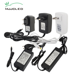 трансформатор 220 в 12 в адаптер 12 вольт блок питания 2A 3A 4A 5A 8A AC DC 12 В светодиодный драйвер 10A 15A Питание блок для Светодиодные ленты
