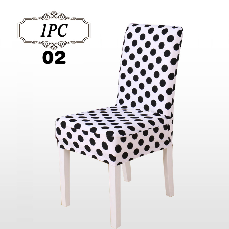 Popular dining chair covers sale buy cheap dining chair for Housse chaise lycra