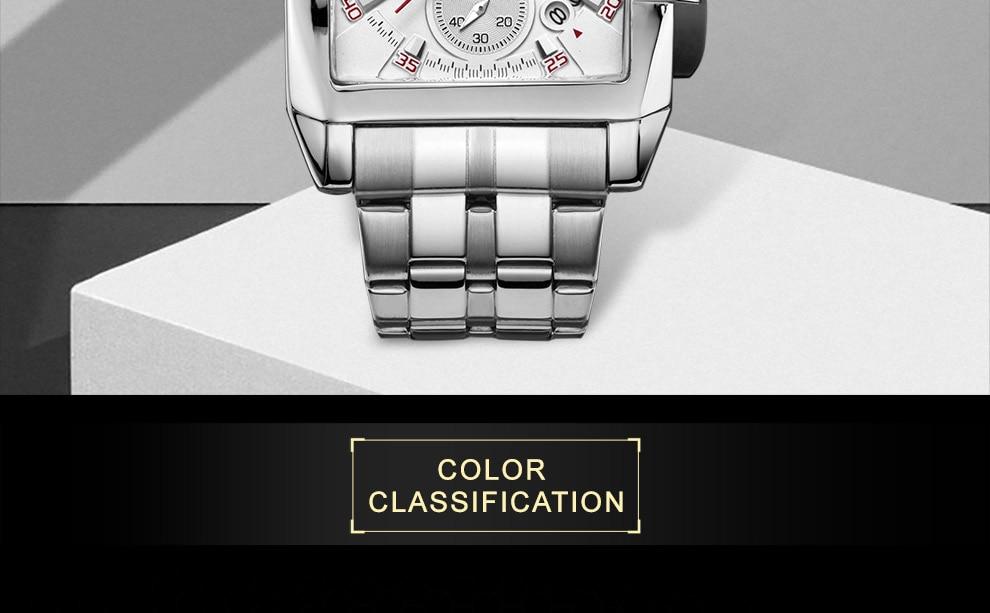 2018-En_02  MEGIR Males's Large Dial Luxurious Prime Model Quartz Wristwatches Artistic Enterprise Stainless Metal Sports activities Watches Males Relogio Masculino HTB1 erVDv1TBuNjy0Fjq6yjyXXaR