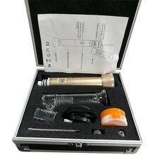 Enail 510 сухие ногти травяной восковый вапорайзер водопровод Dab Bubbler курительная трубка с 510 резьбой коробка для курения Dabber инструмент портативный