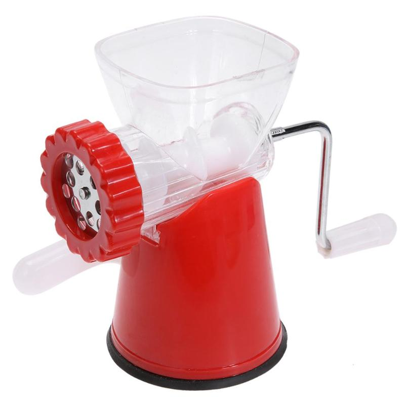 Multifunction Meat Grinder High Quality Stainless Steel Blade Home Cooking Machine Mincer Sausage Machine Household Tool household meat grinder mincer multifunction milkshake stir the meat steel shaft steel body durable and easy to clean