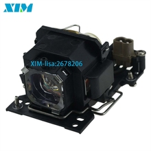 ФОТО high quality dt00781 compatible projector lamp with housing for hitachi cp-rx70/x1/x2wf/x4/x253/x254,ed-x20ef/x22ef,mp-j1ef