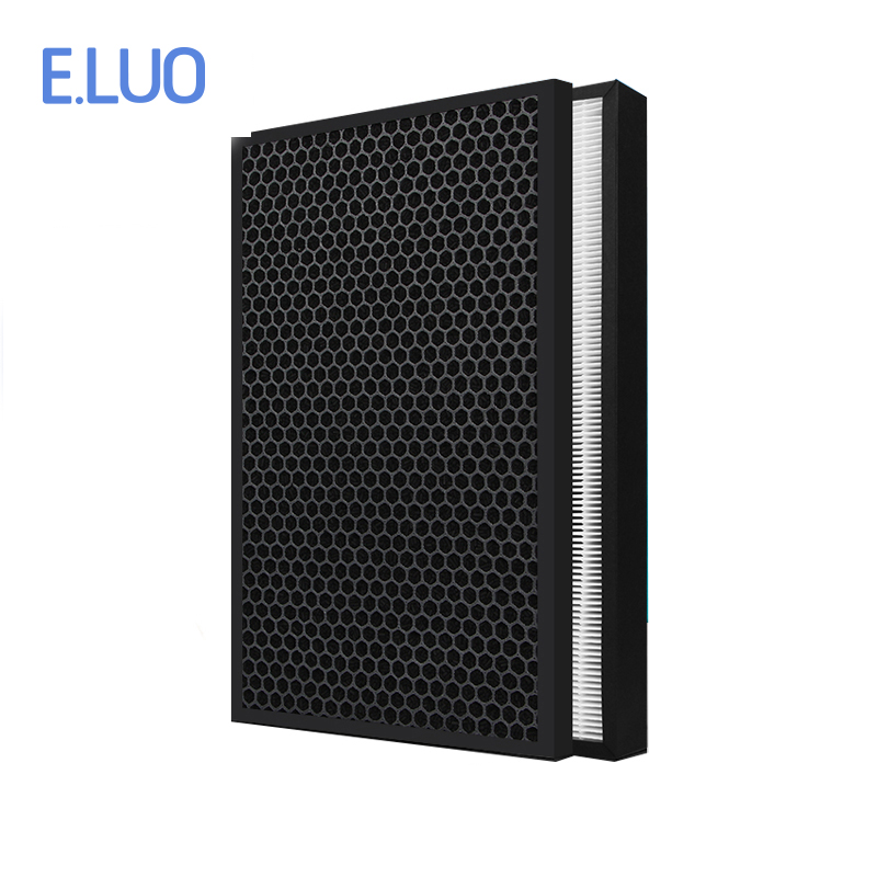 Activated carbon collect dust hepa filter and deodorization filter of air purifier parts for F-VXG70C-R etcActivated carbon collect dust hepa filter and deodorization filter of air purifier parts for F-VXG70C-R etc