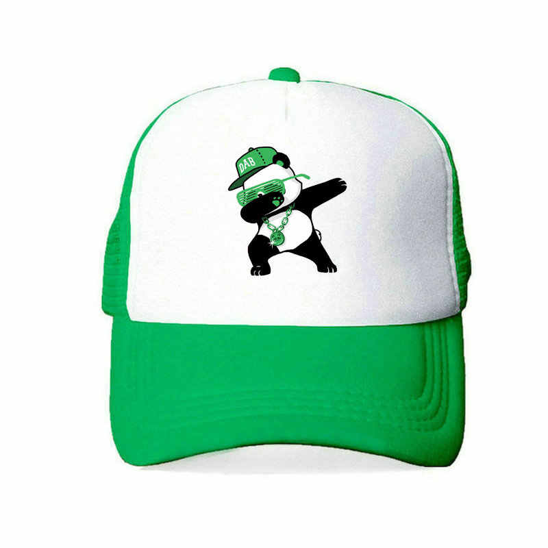 302281ff57ef8 Men s Baseball Cao Summer Dad Dance Snapback Hats Squidward Dabbing Santa  Claus Totoro Panda Cartoon Meme