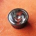 10 unids/lote, LED de superficie de la lente es de 5 grados 20 mm + soporte de lente, 1 w 3 w LED lente, LED de la lente pmma, envío gratis