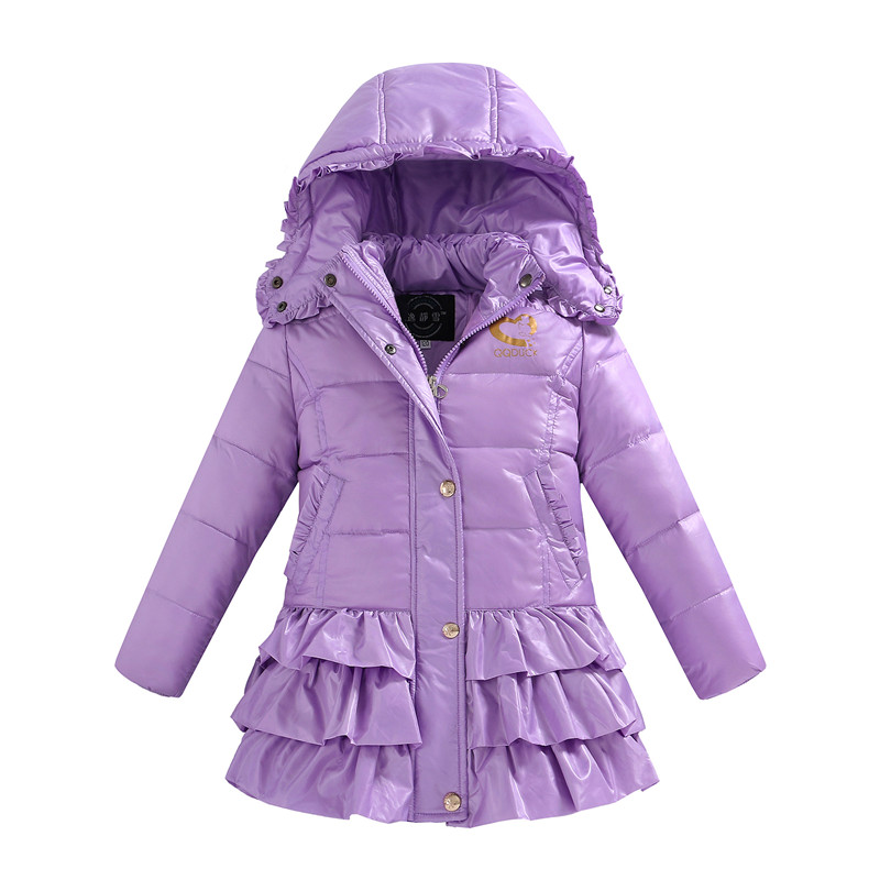 Popular Girls Purple Coat-Buy Cheap Girls Purple Coat lots from ...