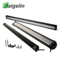 306W Car Spotlight Bar 102 x3W 30600 LM 12 24V Waterproof IP67 LED Lights Bar LED Work lighting Spot Light Worklight