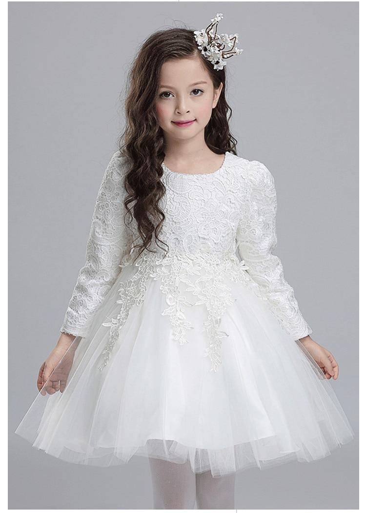 Promotion! girl dress Girls Dresses Summer 2016 New Baby Girls Embroidery Dresses Princess Kids Peacock Dresses for Girls