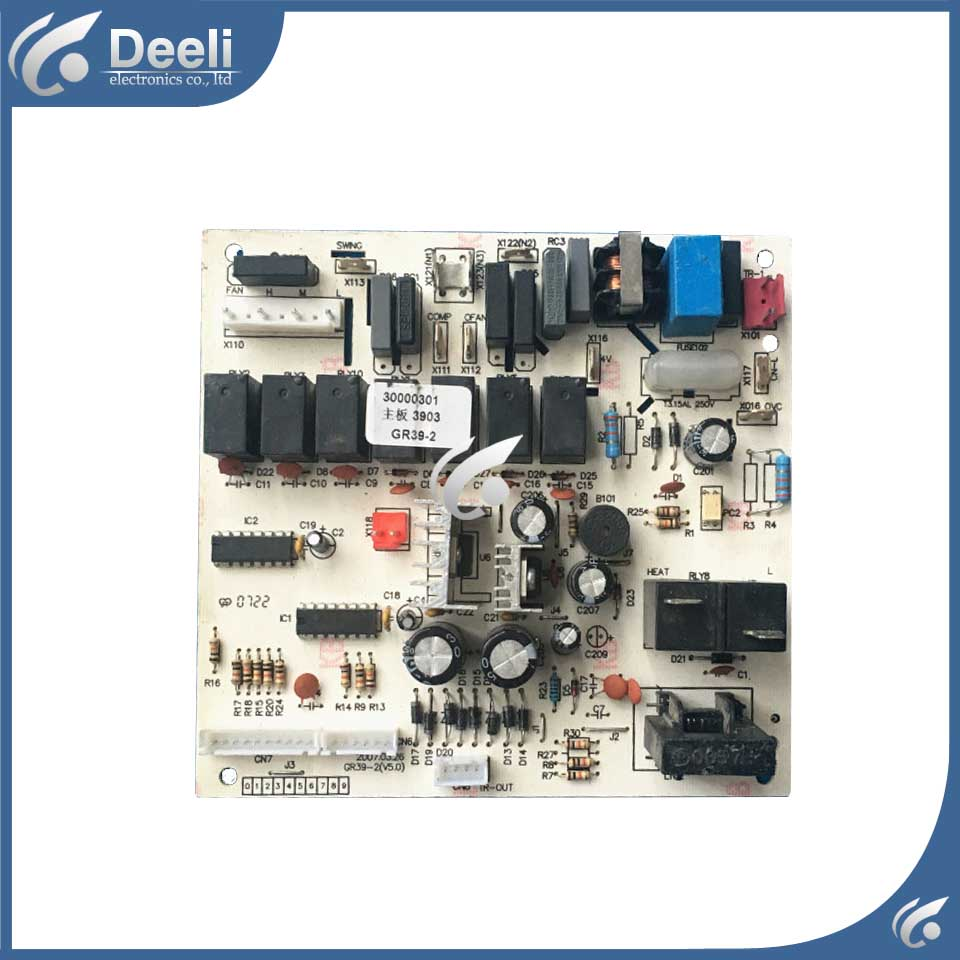 good working for air conditioning Computer board 30000301 3903 GR39-2 M303F3M circuit board used for air conditioning computer board circuit board 2pb26545 1 ex304 2 fty35fv1c used board good working