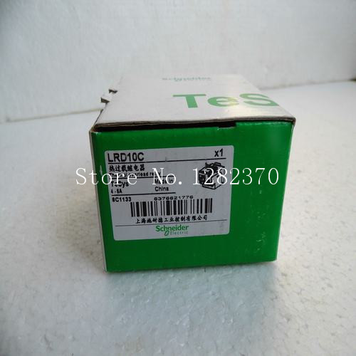 [SA] New original authentic special sales - thermal overload relay spot LRD10C --5PCS/LOT [sa] new original authentic special sales sick shike guang electric switch mhl15 p2236 spot 2pcs lot