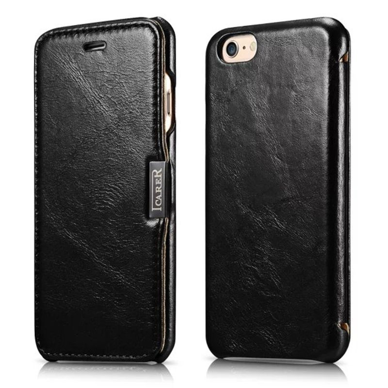 For iPhone 6 Plus iPhone Case Vintage Genuine Leather For Apple iphone 6 case cell phone