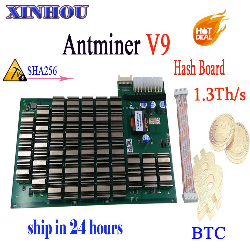 In stock! BITMAIN Antminer V9 Hash Board 1.3TH/s SHA256 Used in ASIC miner