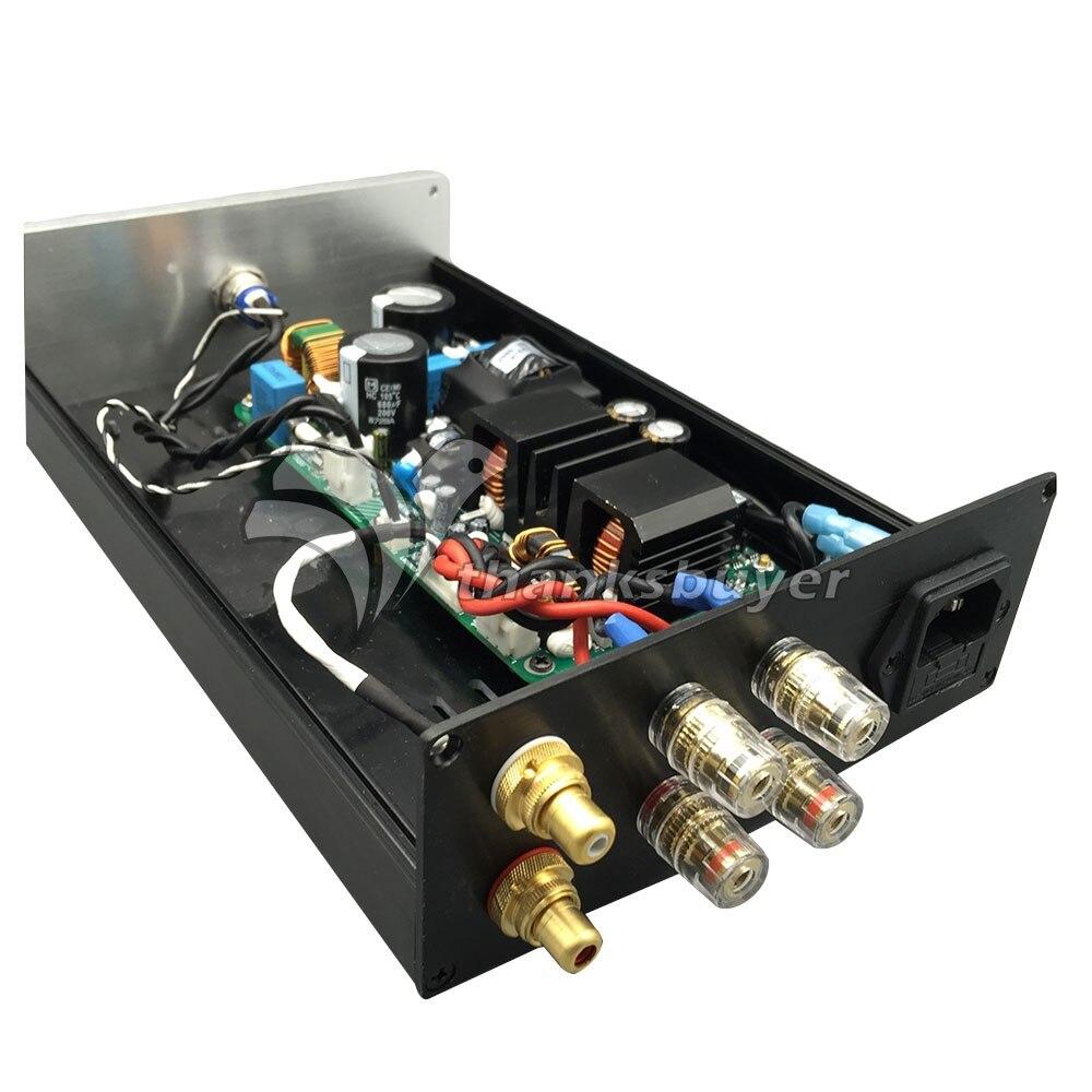 US $198 0 12% OFF|2018 2x125 W לוח מגבר HIFI 250ASX2 ICE125ASX2 ערוץ כפול  הדיגיטלי Amp מודול ללא התאמת עוצמת קול-במגבר מתוך מוצרי אלקטרוניקה לצרכנים