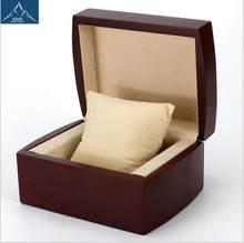 bcfd7493a4677 Premium caixa de madeira caixa de jóias de flanela da aleta personalizado  caixa de relógio de Mostrador do Relógio Coleção Retân.