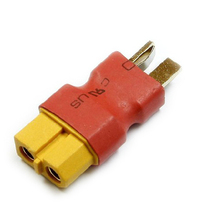F05582 XT60 Женский к T Dean штекер конверсионный разъем для батареи и зарядного устройства