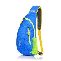 Free Knight Travel Bags Sports Fanny Chest Bag Men Outdoor Running Waist Bag Waterproof Anti Theft