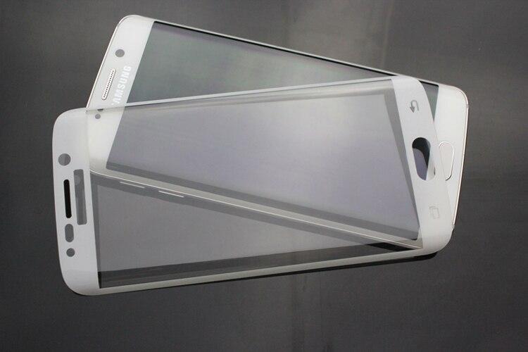 <font><b>Full</b></font> <font><b>Cover</b></font> <font><b>Curved</b></font> <font><b>Side</b></font> Tempered Glass For <font><b>Samsung</b></font> <font><b>Galaxy</b></font> S7 <font><b>Edge</b></font> G9350 Film <font><b>Full</b></font> Screen Protector DHL fast ship