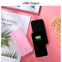 2019 Hot sell Power Bank Battery Charger Case DIY Box 4000mAh mobile power Case for Polymer battery 606090 цена