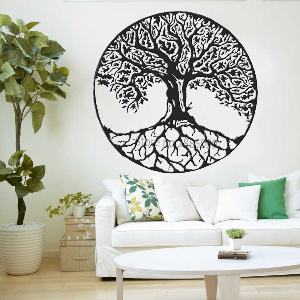 Wall Decals Vinyl Large Tree