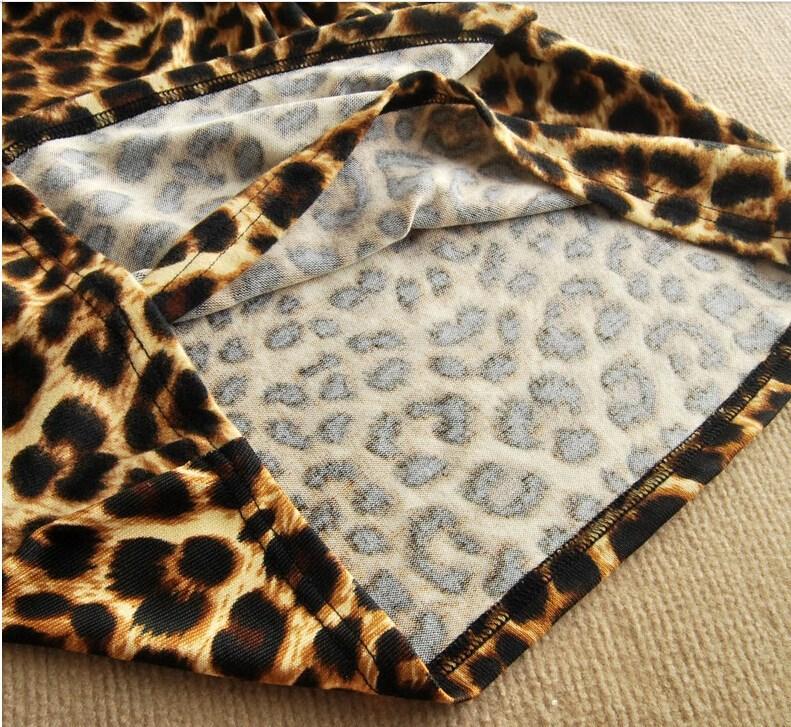 HTB1 ewgIpXXXXbfXXXXq6xXFXXXS - Women's Sexy Leopard Dress Long Sleeve JKP071