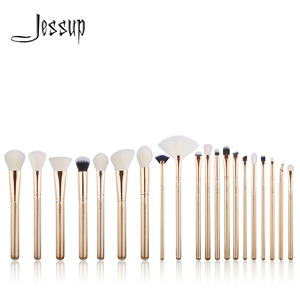 Jessup brushes 20PCS Golden /
