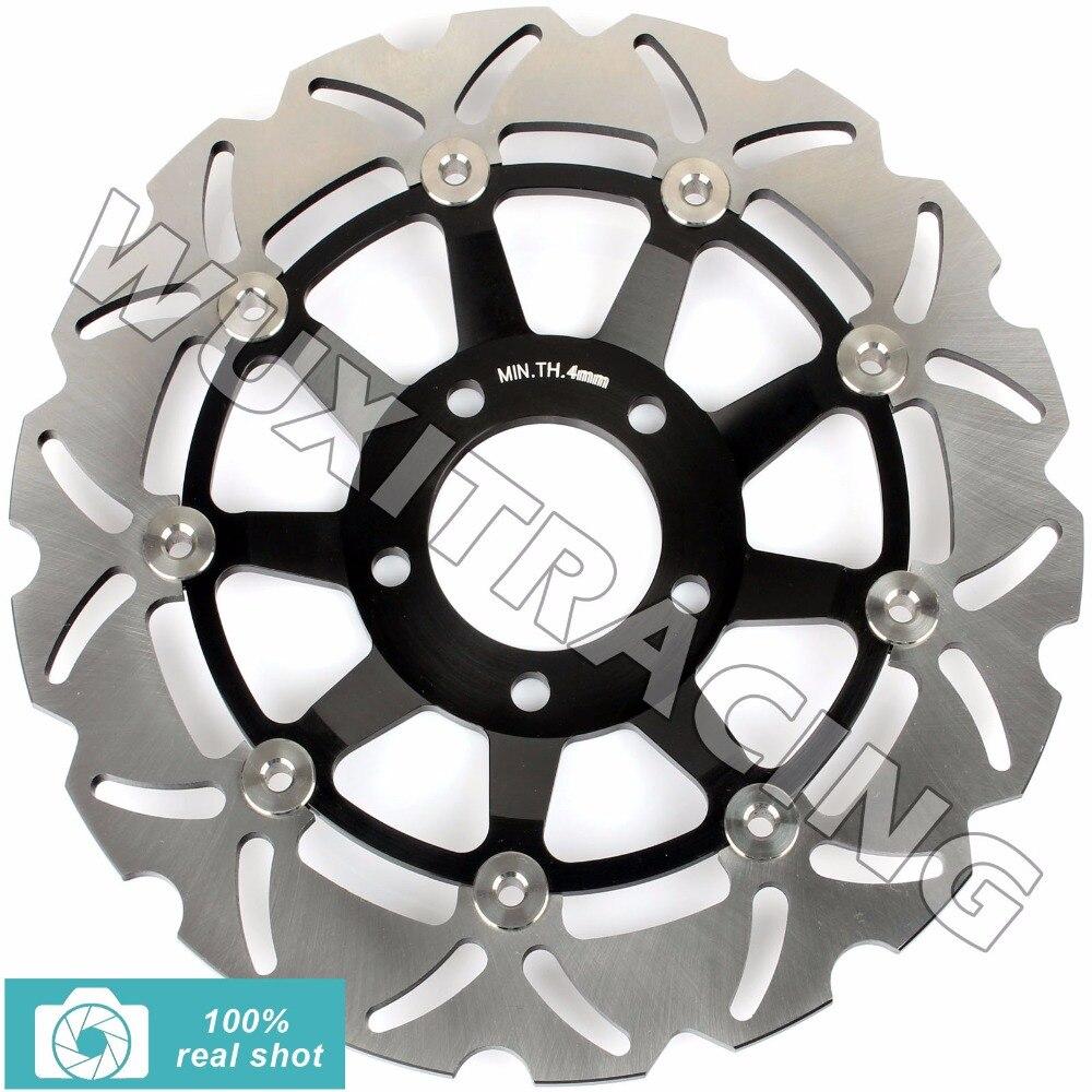 Передний тормоз Ротор диск для Сузуки ГСФ 250 бандит 1990-сейчас ГС 500 Ф 1988-2011 89 90 91 92 93 94 95 96 97 98 99 00 ГС 400 1989