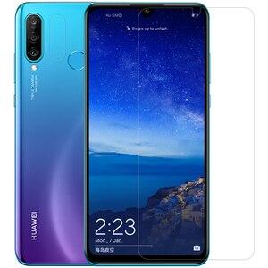 Image 3 - Huawei onur 30 30s 20 Pro 10 9X V10 temperli cam Nillkin güvenlik koruyucu cam ekran koruyucu üzerinde Huawei p40 P30 P20 Lite