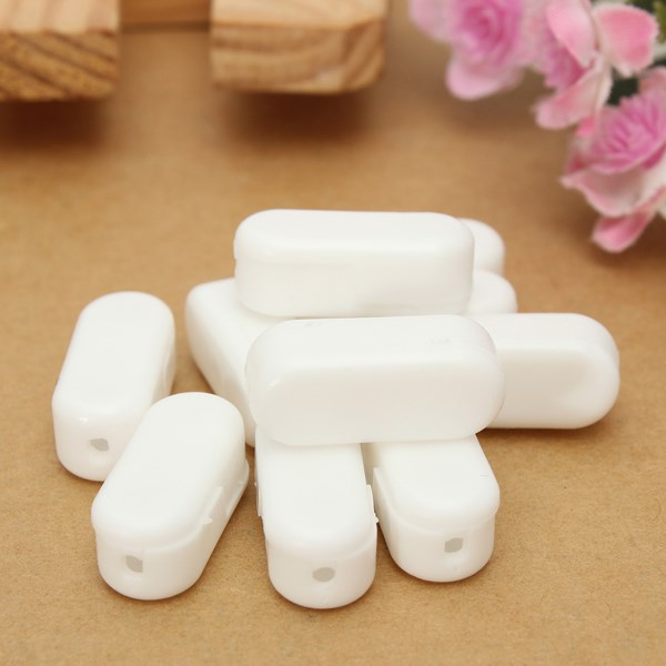 10pcs Abs Plastic Replacement Spare Vertical Roman Roller