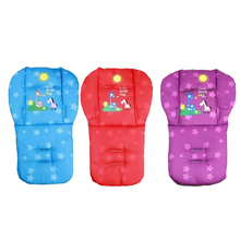 2017 Comfortable Baby Stroller Seat Cushion Child Cart Seat Cushion Pushchair Cotton Thick Mat for 0