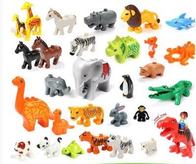 Online Get Cheap Lego Duplo Zoo Aliexpress Alibaba