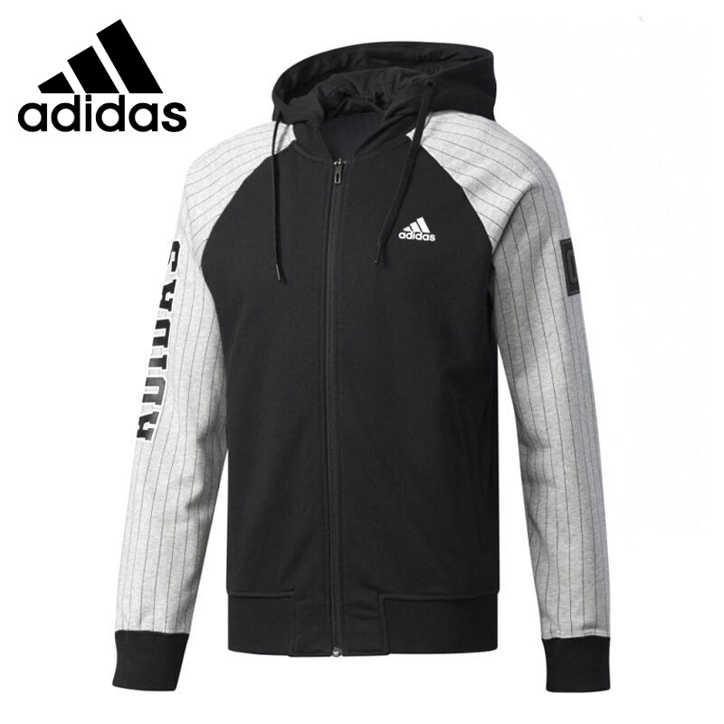 Original New Arrival 2017 Adidas JKT KN BBALL Men's jacket Hooded Sportswear недорго, оригинальная цена