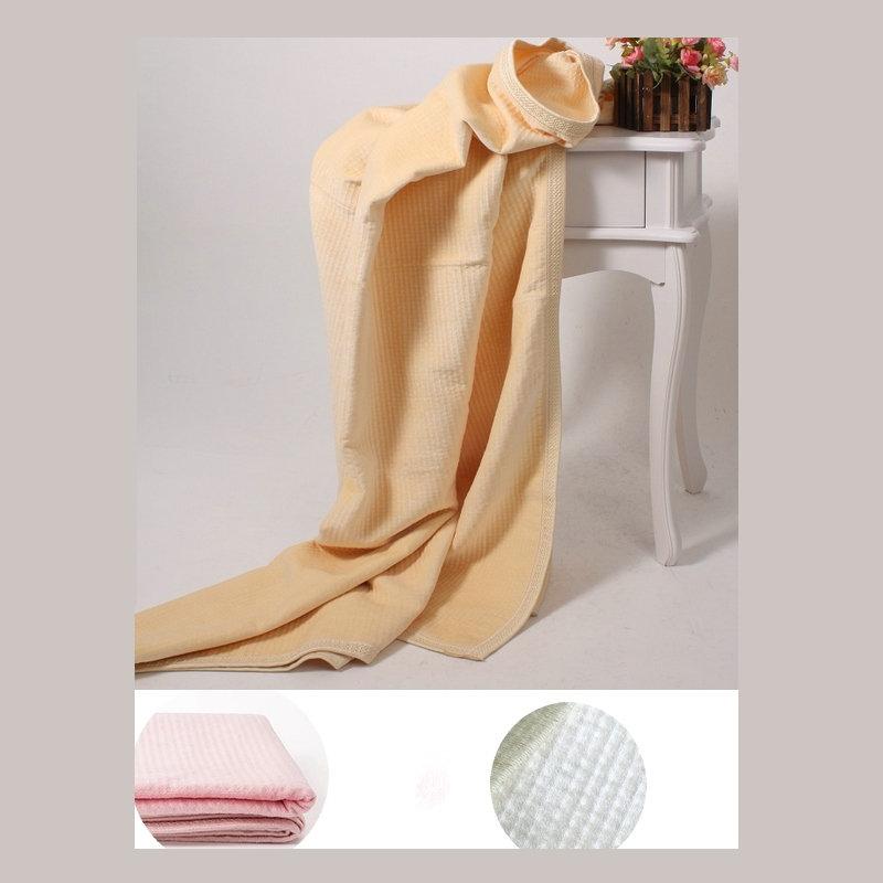 все цены на Washable  Waffle Silk Blanket  Pure Mulberry Silk Velvet style