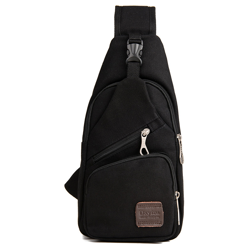 New Sling Bag Canvas Chest Pack s