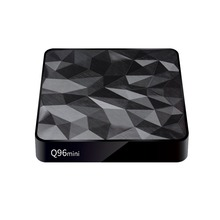 цена на Android TV BOX Q96 mini 2GB RAM 16GB ROM Amlogic S905W Quad Core 4K HD 2.4GHz WiFi Bluetooth Media player Set Top Box