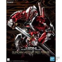 Bandai MG Hirm 1/100 Astray красная рамка чехол для смартфона в стиле Gundam сборка модели комплекты