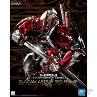 Bandai MG Hirm 1/100 Astray Red Frame Gundam Mobile Suit Gundam Assembly Model Kits